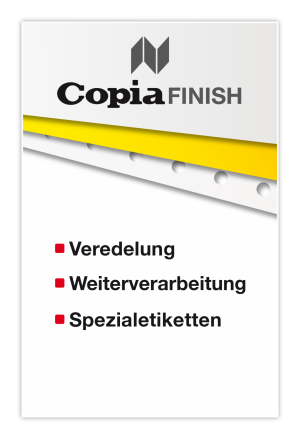 Produktgruppen Copia_Finish