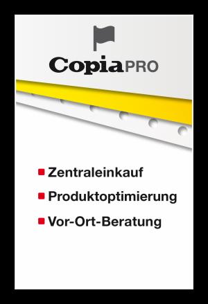 Produktgruppen Copia_Pro